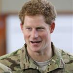 Prince Harry at RAF Honington meeting up with Afghanistan veterans  105417