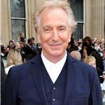 Alan Rickman at Harry Potter and the Deathly Hallows Part 2 final London premiere 89412