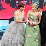 JK Rowling Emma Watson at Harry Potter and the Deathly Hallows Part 2 final London premiere 89432