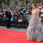 Emma Watson at Harry Potter and the Deathly Hallows Part 2 final London premiere 89439