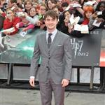Daniel Radcliffe at Harry Potter and the Deathly Hallows Part 2 final London premiere 89444