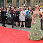 JK Rowling at Harry Potter and the Deathly Hallows Part 2 final London premiere 89451