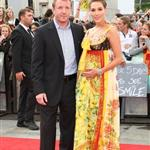Guy Ritchie and his pregnant girlfriend Jacqui Ainsley at Harry Potter and the Deathly Hallows Part 2 final London premiere 89468