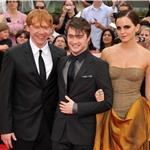 Emma Watson, Daniel Radcliffe, Rupert Grint at New York premiere of Harry Potter and the Deathly Hallows Part 2  89815
