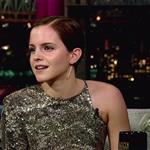 Emma Watson visits Letterman to promote Harry Potter and the Deathly Hallows Part 2 July 2011 89845