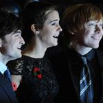 Emma Watson Daniel Radcliffe Rupert Grint the Harry Potter and the Deathly Hallows Part 1 London premiere 72865