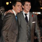 James and Oliver Phelps the Harry Potter and the Deathly Hallows Part 1 London premiere 72882