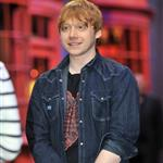 Rupert Grint at a Photo call at the worldwide Grand Opening cast and crew junket for the opening of Warner Bros. Studio Tour London - The Making of Harry Potter at Leavesden Studios 110108