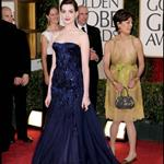 Anne Hathaway at the 2009 Golden Globes 30592