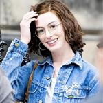 Anne Hathaway and Jim Sturgess shoot One Day in Edinburgh 66280