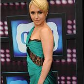 Hayden Panettiere at CMT Awards 2010  62997