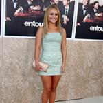 Hayden Panettiere at the Entourage premiere last Friday 43010