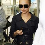 Hayden Panettiere arriving at Nice airport today 39139