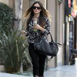 Rachel Bilson heads to a meeting in West Hollywood 79530