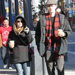 Hayden Christensen and Rachel Bilson in Vancouver for the Olympics 55425