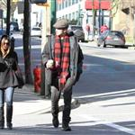 Hayden Christensen and Rachel Bilson in Vancouver for the Olympics 55430
