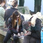 Hayden Christensen and Rachel Bilson's date at Vancouver's Granville Island during the Olympics 55552