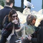 Hayden Christensen and Rachel Bilson's date at Vancouver's Granville Island during the Olympics 55562