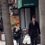 Hayden Christensen Rachel Bilson shopping in Soho 17512