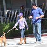 Hayden Panettiere and Wladimir Klitschko out for a walk 58042