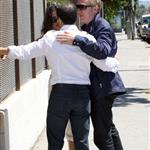 Salma Hayek Francois Henri Pinault with Valentina in West Hollywood July 2011 88985