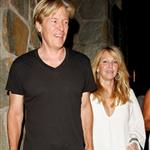 Heather Locklear with new fiancé Jack Wagner out for dinner on Saturday night 92526
