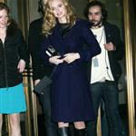 Heather Graham desperate during New York Fashion Week 16913