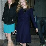 Heather Graham desperate during New York Fashion Week 16912
