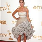 Heidi Klum at the Emmy Awards 2011 94498