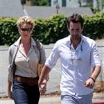 Katherine Heigl and Josh Kelley go for lunch in LA May 2011 85125