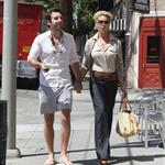 Katherine Heigl and Josh Kelley go for lunch in LA May 2011 85129