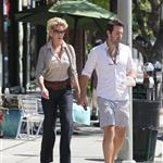Katherine Heigl and Josh Kelley go for lunch in LA May 2011 85130