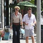 Katherine Heigl and Josh Kelley go for lunch in LA May 2011 85131