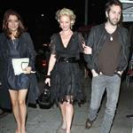 Katherine Heigl has bad hair out for dinner with Josh Kelley  81302