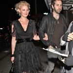 Katherine Heigl has bad hair out for dinner with Josh Kelley  81304