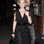 Katherine Heigl has bad hair out for dinner with Josh Kelley  81308