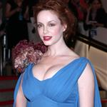 Christina Hendricks at the Costume Institute Gala 2010  60205