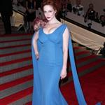 Christina Hendricks at the Costume Institute Gala 2010  60207