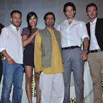Stephen Dorff, Freida Pinto, Tarsem Singh, Henry Cavill, Luke Evans at Comic-Con for Immortals 90824