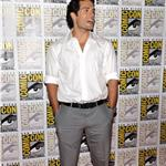 Henry Cavill at Comic-Con for Immortals 90829
