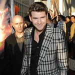 Liam Hemsworth at the Canadian Premiere of The Hunger Games at The Scotiabank Theatre in Toronto 109344