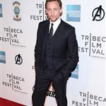 Tom Hiddleston at the Tribeca Film Festival screening of The Avengers 112916