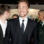 Tom Hiddleston at the Tribeca Film Festival screening of The Avengers 112922