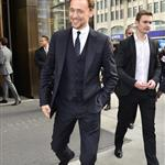 Tom Hiddleston at the Tribeca Film Festival screening of The Avengers 112928