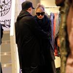 Joel Madden Nicole Richie romantic in Paris  78189