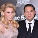 Jonah Hill (with Ari Graynor) at the New York premiere of The Sitter 100074