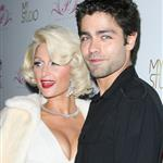 Adrian Grenier shows up for Paris Hilton fragrance launch  66990