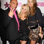 Ebola Paris Hilton finds apprentice Crystal Rock Audigier to spread her virus 28018