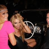 Ebola Paris Hilton finds apprentice Crystal Rock Audigier to spread her virus 28013