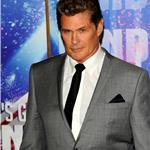 David Hasselhoff promotes Britain's Got Talent 83178